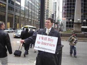 Buy an interivew