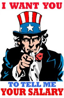 Uncle sam salary