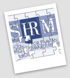 SHRMLOGOPuzzle