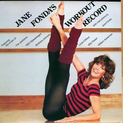 jane fonda workout record 1