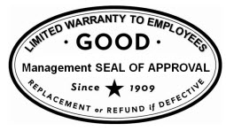 Sealofapprovel