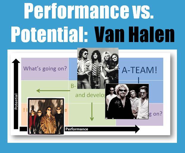 Performance and potential - Van Halen