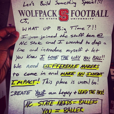 NC STATE recruiting letter (2)