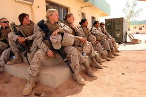Female soliders