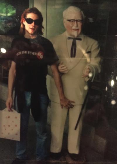 KFC Cobain
