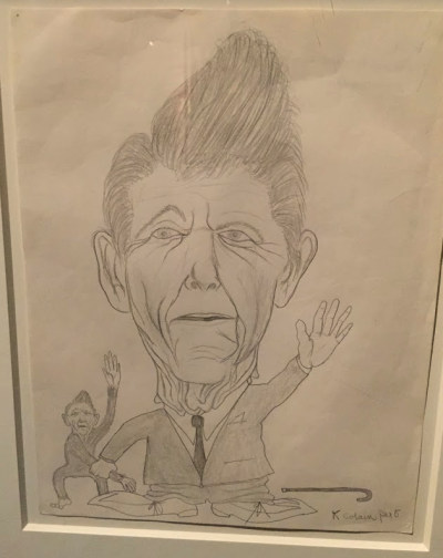 Cobain regan sketch