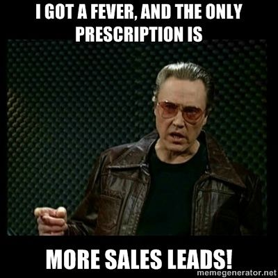 Sales memes