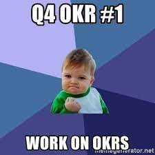 GOAL SETTING: A Question on OKRs/KPIs/SMART Goals from a KD Client . . .